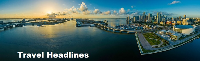Travel Headlines banner Florida